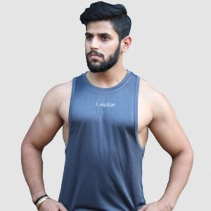 Lift Dry Grey Sleeveless
