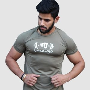 Lift – Dry Grey T-shirt